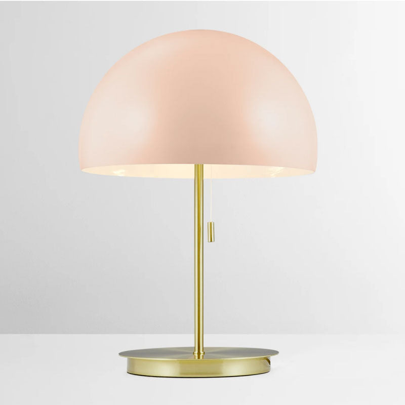 Collet Dome Table Lamp