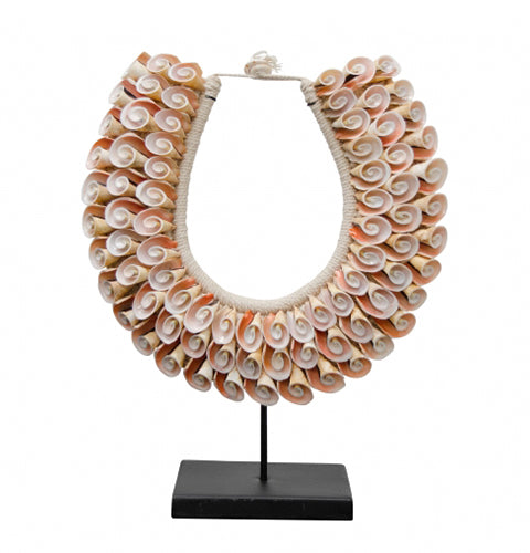 Shell Necklace② - OUTLET