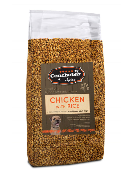 Choice Adult Small / Toy Chicken & Rice 15kg - Conchobar