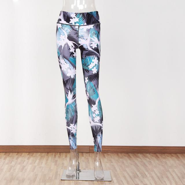 Floral Fit Leggings