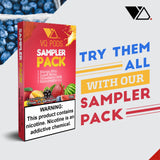 VQ Pods Compatible with JUUL - Sample Pack
