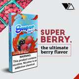 VQ Pods Compatible with JUUL - Super Berry - VQ Compatible Pods