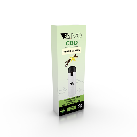 VQ Stick CBD Disposables - All Flavors