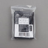 CBK 63,5x88mm 50pcs Thick Sleeves for Board & Card Games in bag