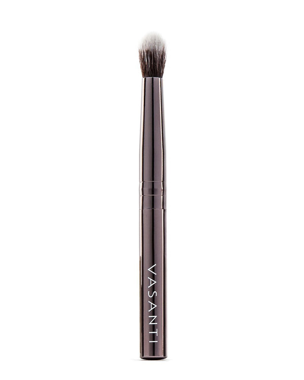 Vasanti Stubby Contour Eyeshadow Brush - Full Size front shot
