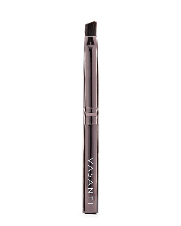 Vasanti Stubby Liner Brow Brush - Full size front shot