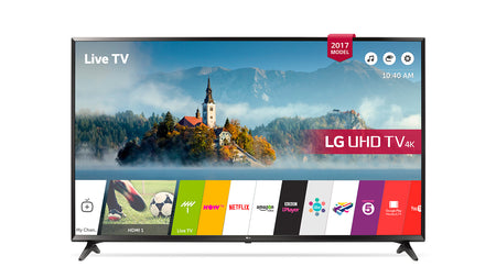 TCLTelevisionsTCL 55 UHD Curved DVB-T2 TV - LED55P3CUS