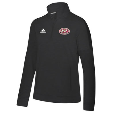 Ohio Valley Conference adidas® Women's Climawarm Team Issue 1/4 Zip Jacket