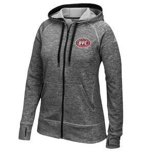 Ohio Valley Conference adidas® Women's Climawarm Team Issue Full Zip Hoodie