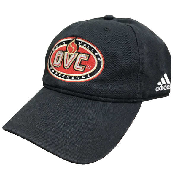 Ohio Valley Conference adidas® Adjustable Slouch Hat - Black