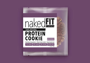 BROWNIE PROTEIN COOKIE