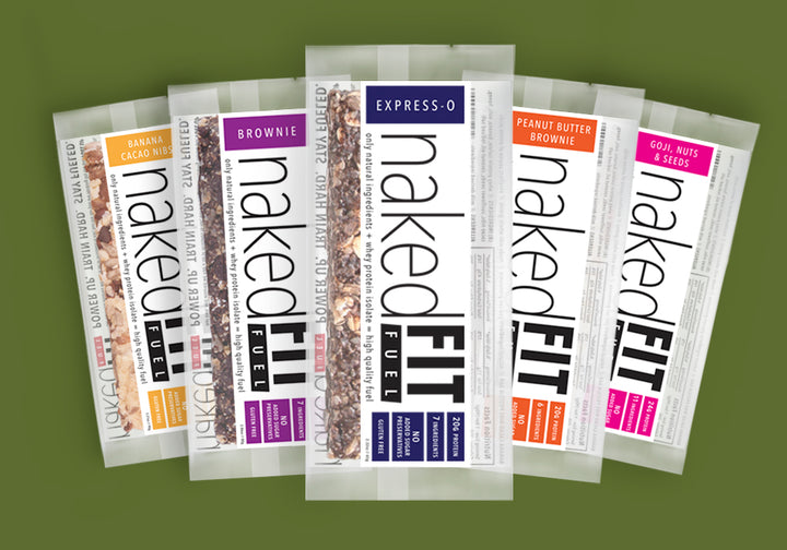 Protein Bar Variety Pack
