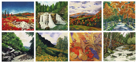 Note Cards - Set 3