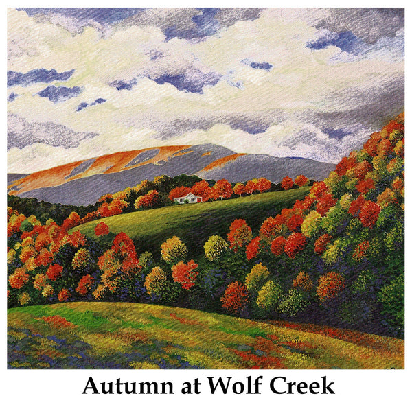 Autumn at Wolf Creek