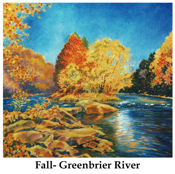 Fall - Greenbrier River