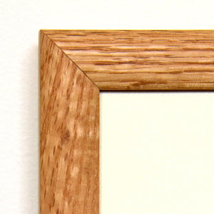 Oak Frame with Calendar