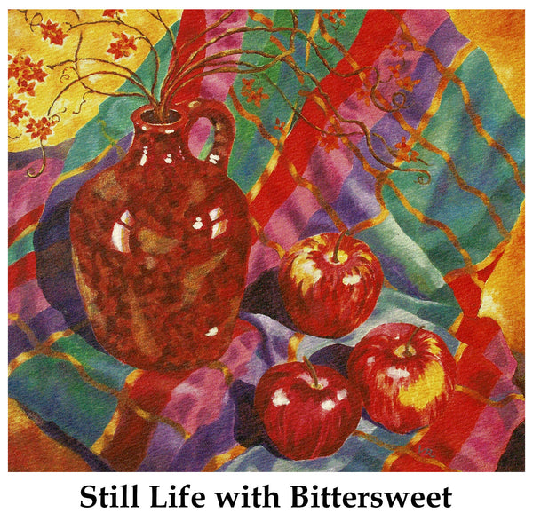 Still Life with Bittersweet