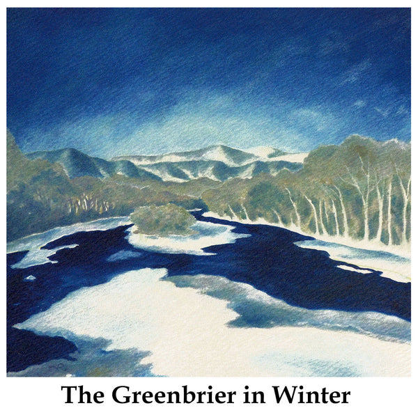 The Greenbrier in Winter