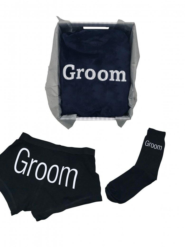 Groomsman Hamper - Robes 4 You