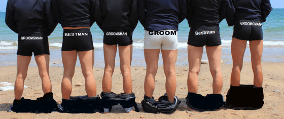 Groomsman Boxer - Robes 4 You