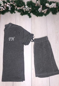 Christmas Pyjamas- Mens short pyjamas - Robes 4 You