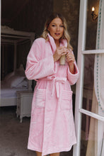 Load image into Gallery viewer, Fluffy baby pink robes -Robes4you