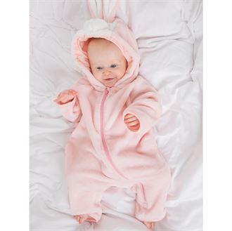 Cutie Pink supersoft all in one suit