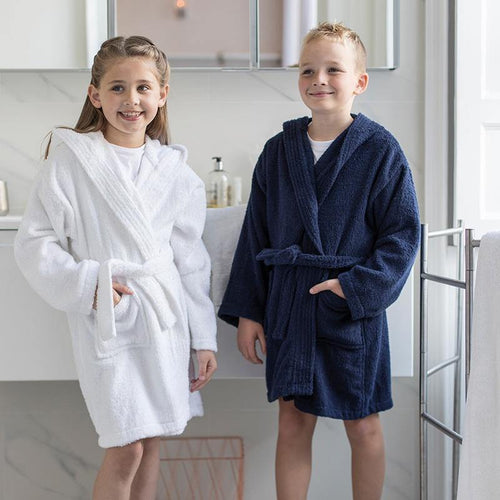Children's Personalised Towelling Robes - Robes 4 You