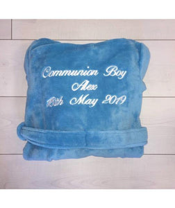 Communion Boy Robe - Robes 4 You
