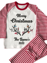 Load image into Gallery viewer, Family Christmas Pyjamas for Everyone
