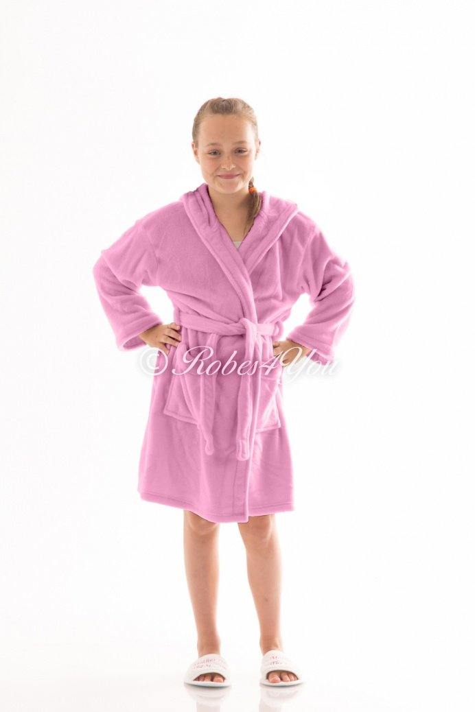 Girls & Boys Super soft fluffy robes - Robes 4 You