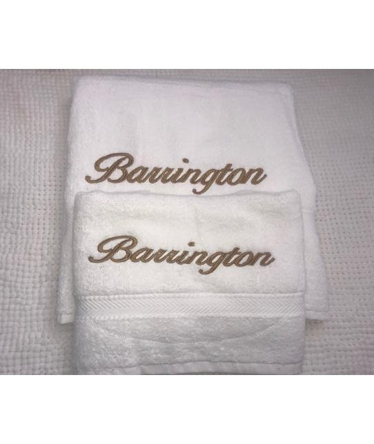 Personalised Towels - Robes 4 You