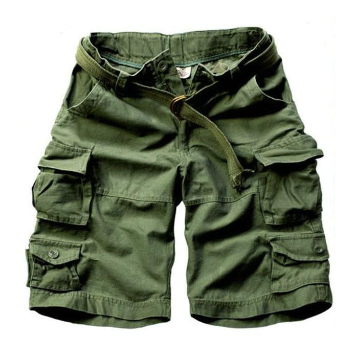 aea8d9d91e Casual Multi-pocket Sport Outdoor Mens Cargo Shorts – Veliter