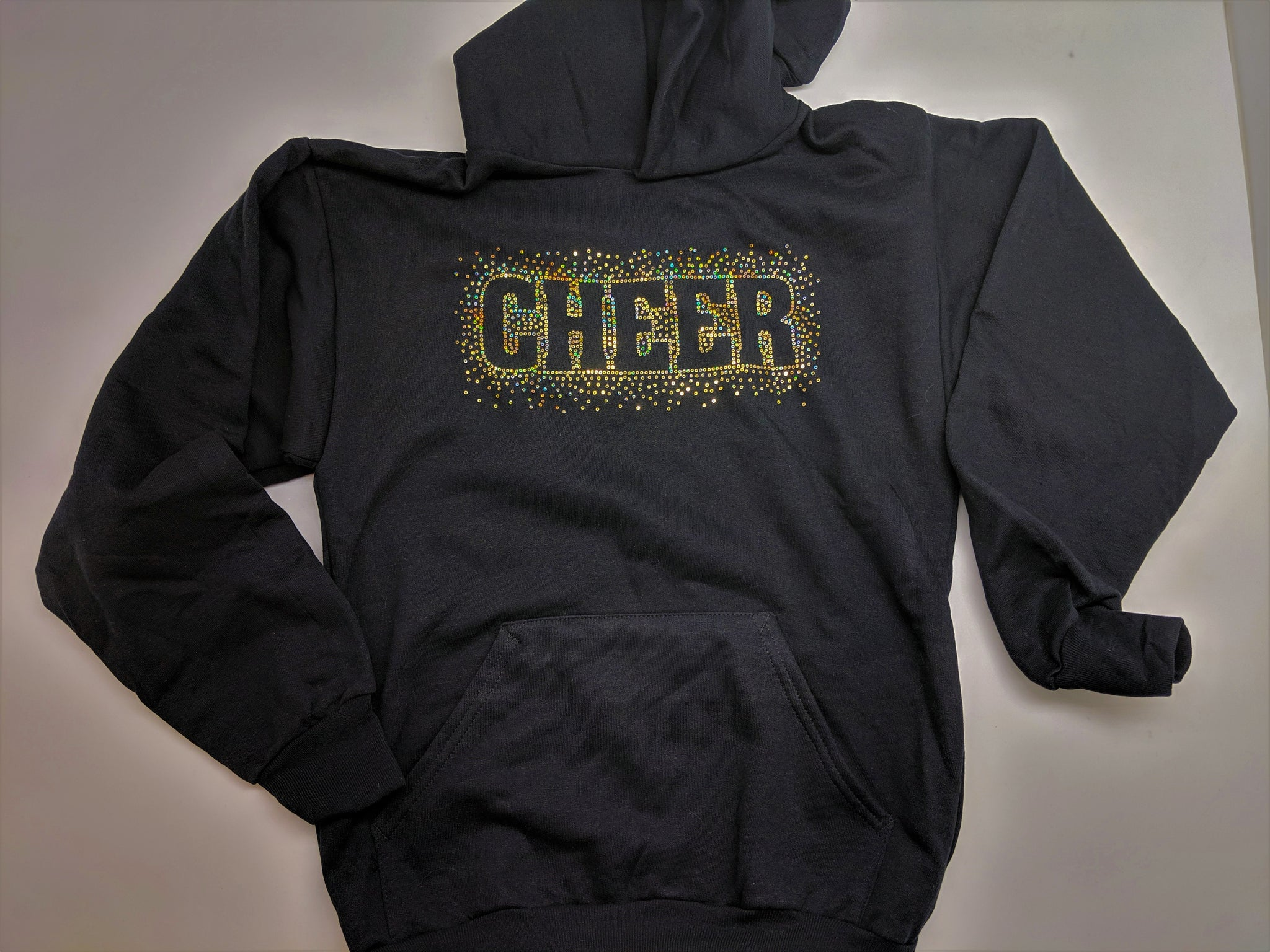 Cheer Sequin Sweatshirt