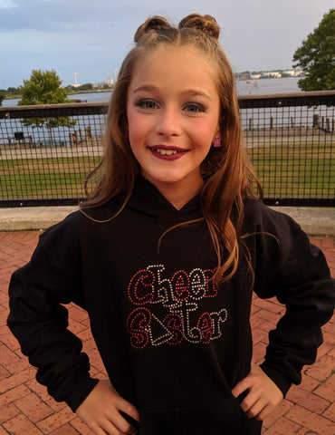 Cheer Sister Sweatshirt