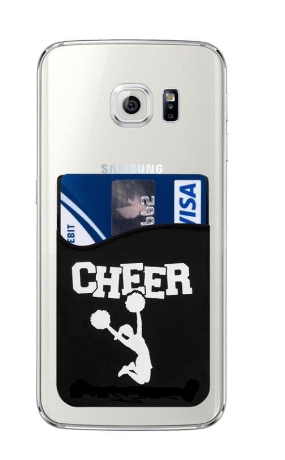 Cell Phone Wallet - Cheer