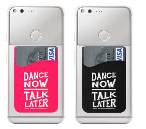 Dance Cell Phone Wallet