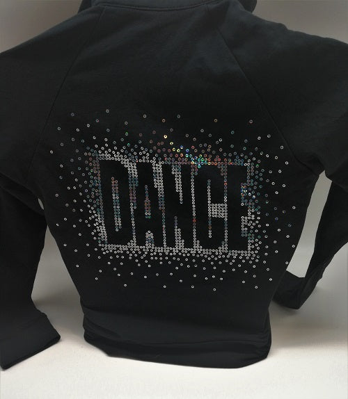 dance sequin jacket
