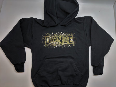 Dance Sequin Sweatshirt