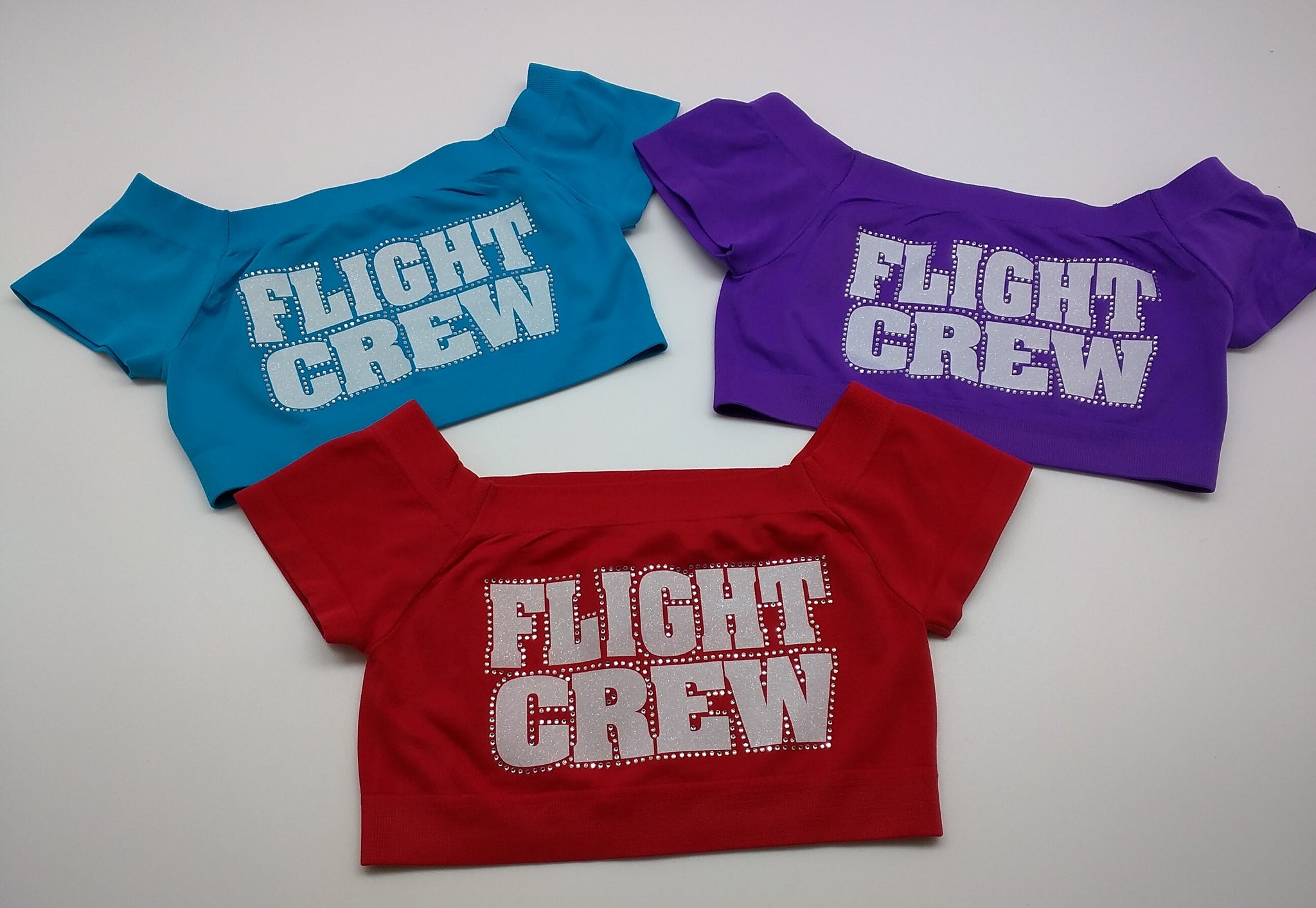 flight crew assorted colors