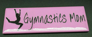 gymnastics mom magnet