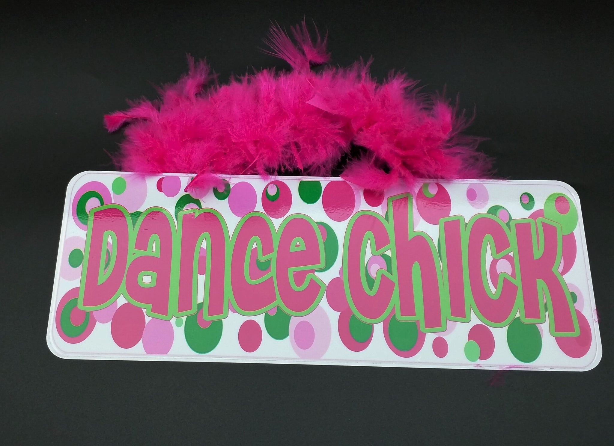 Dance chick sign