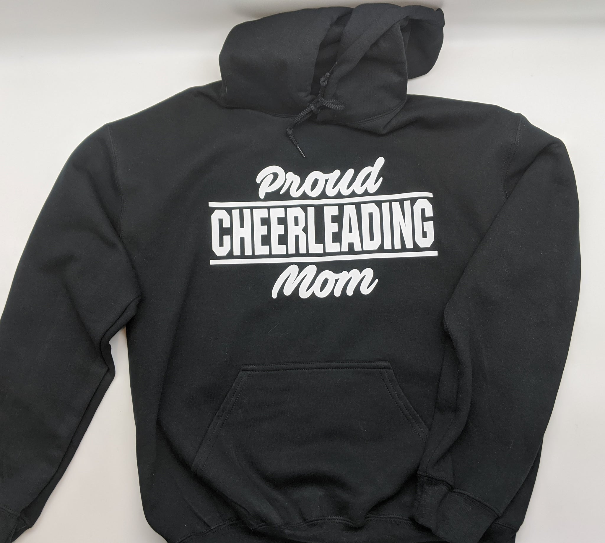 Proud Cheerleading Mom Sweatshirt