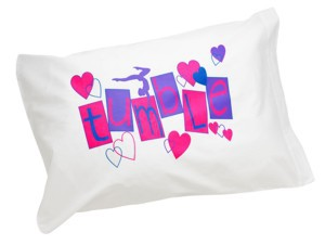 Tumble Pillowcase