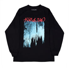 Load image into Gallery viewer, Catfish Stalagmites Longsleeve Black