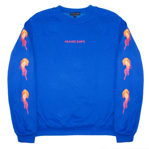Jellysleeves Crew Neck Royal Blue