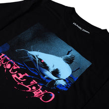 Load image into Gallery viewer, Catfish Longsleeve Black