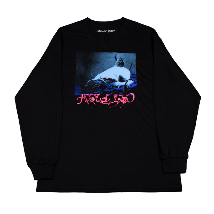 Catfish Longsleeve Black