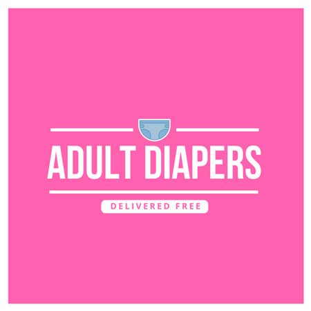 Adult Diapers Delivered Free