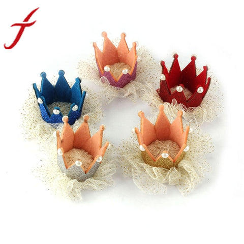 Cute Crown Hairband Clip